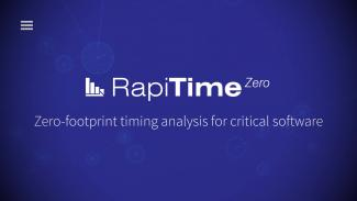 Zero footprint timing analysis with RapiTime Zero Thumbnail