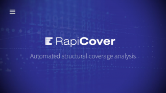 Structural coverage analysis with RapiCover Thumbnail