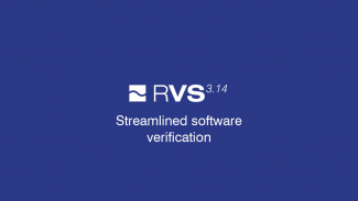 Streamlined software verification thumbnail